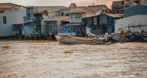 Mekong river plastic waste
